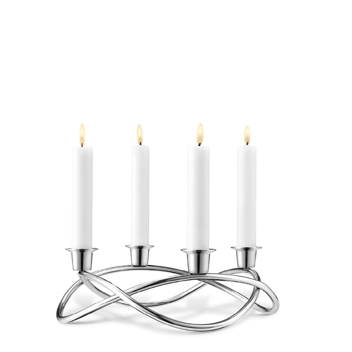Georg Jensen - Season Candleholder, mirror polished