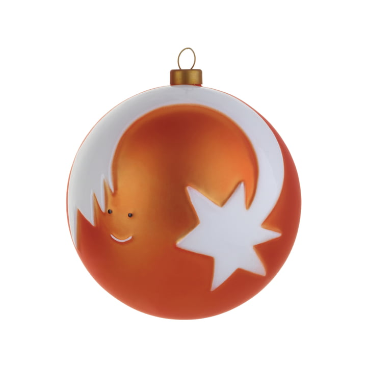 A di Alessi - Christmas Star Christmas Bauble