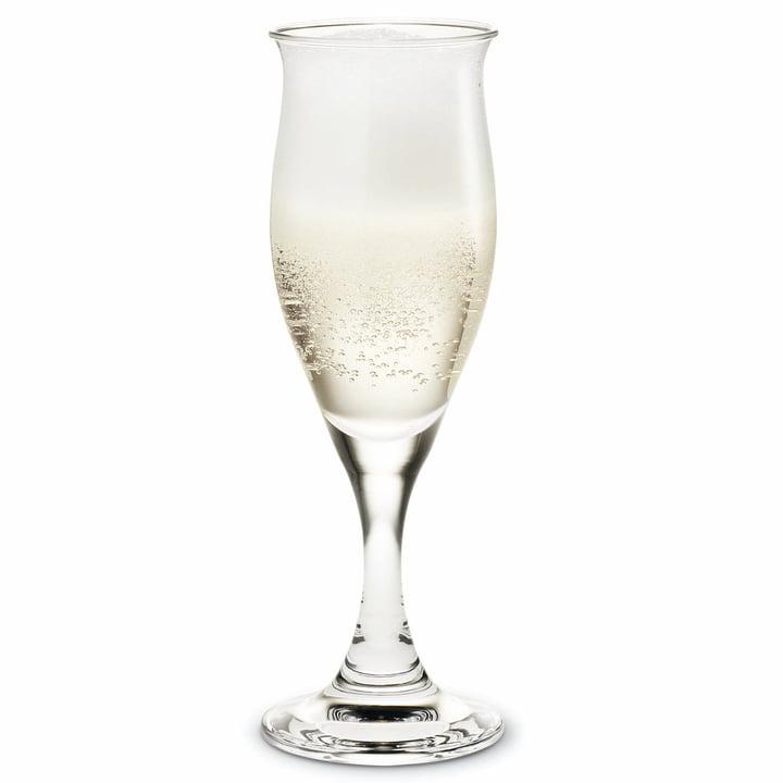 Holmegaard - Idéelle Champagne Glass, 23 cl
