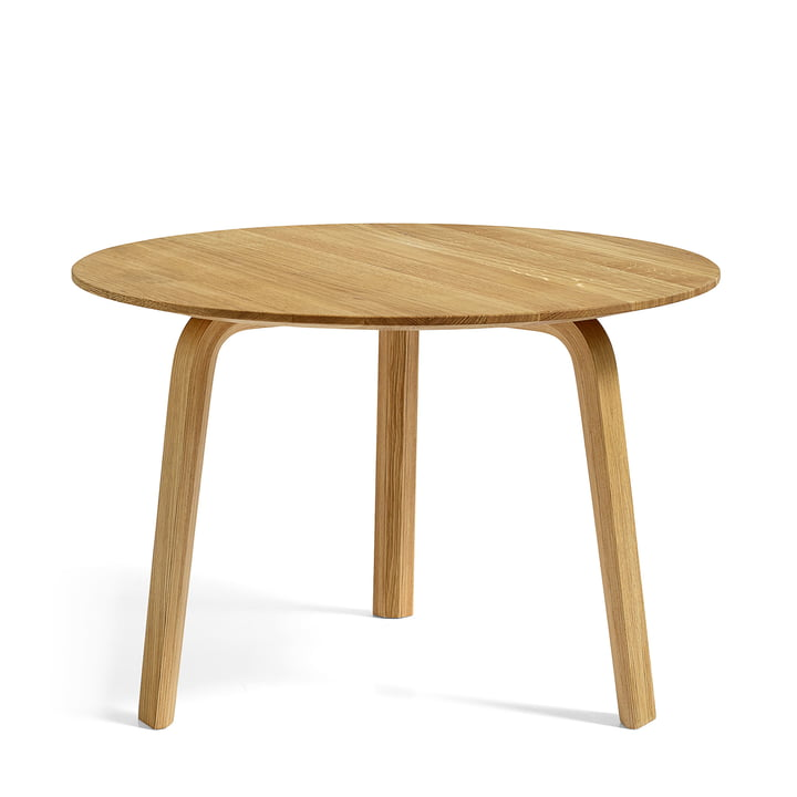 Hay - Bella coffee table, oak nature Ø 60 x H 39
