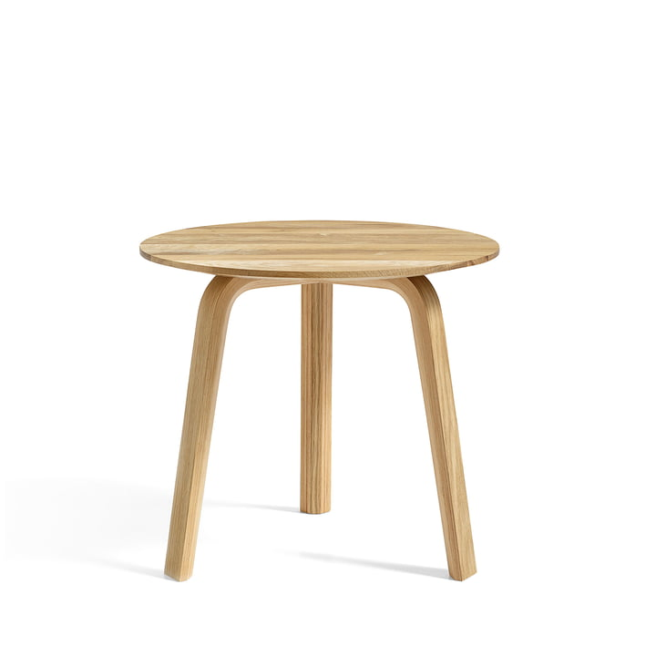 Hay - Bella table, oak Ø 45 x H: 39