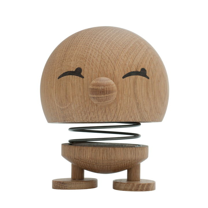 Hoptimist - Woody Bimble, oak - front