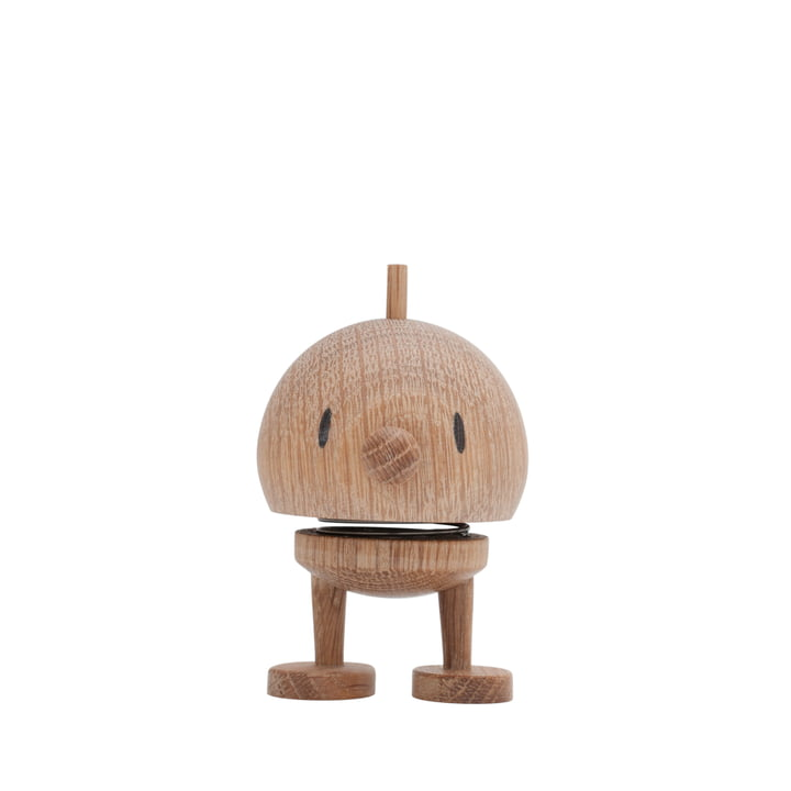 Hoptimist - Woody Bumble, oak - front