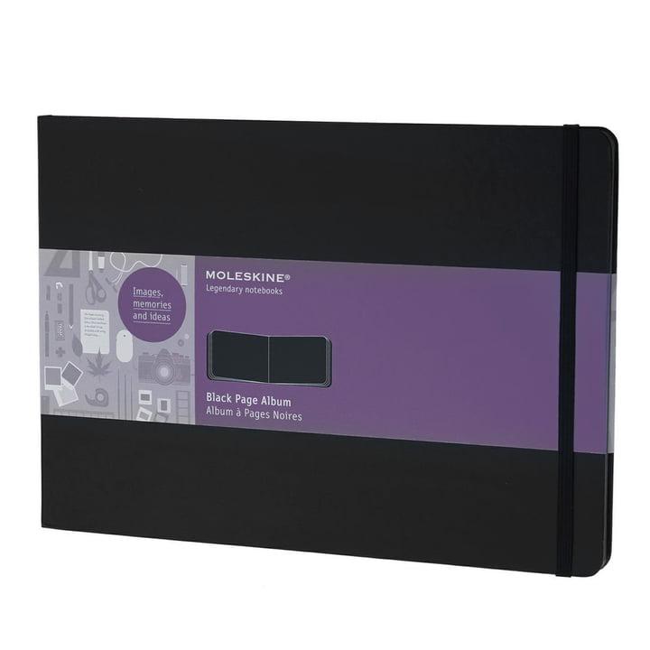 Moleskine - Black Page Album, große DIN A4
