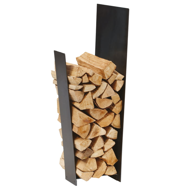 artepuro - wood stacking system wipster - side
