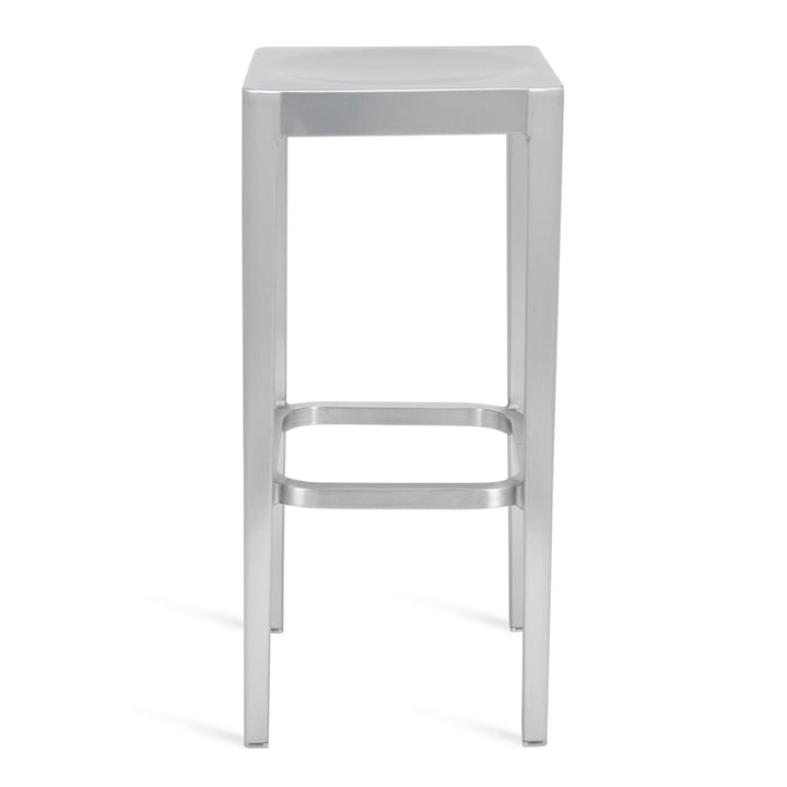 Emeco - Emeco Bar stool, brushed