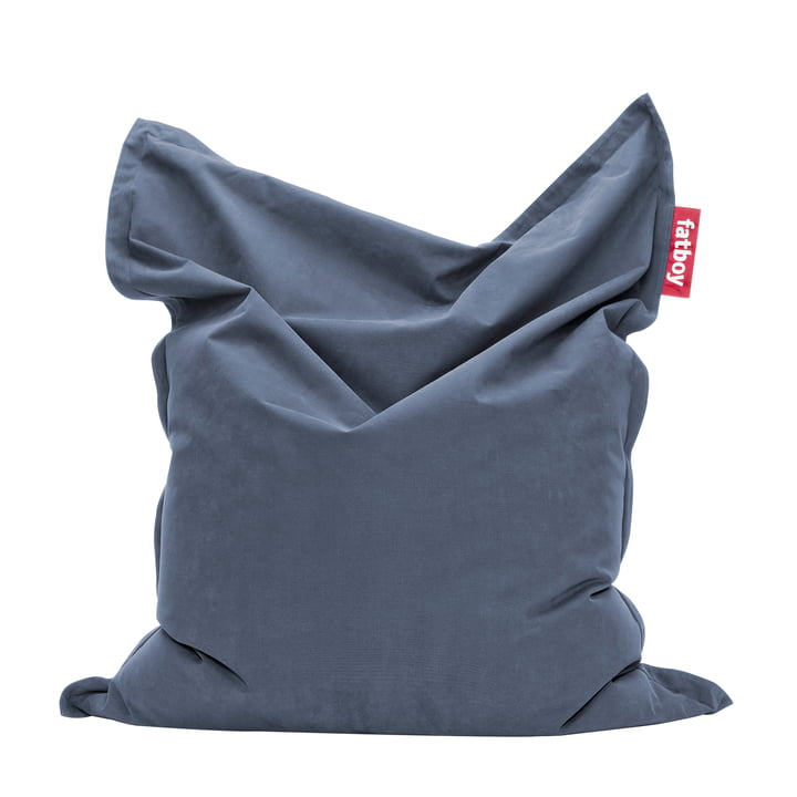 Original beanbag Stonewashed from Fatboy in blue