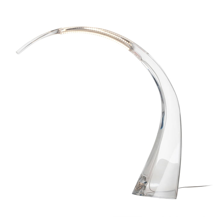 Kartell - Taj table lamp, clear