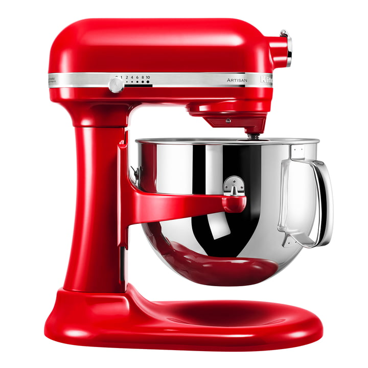 KitchenAid - Artisan Stand Mixer, 6.9 l empire, red