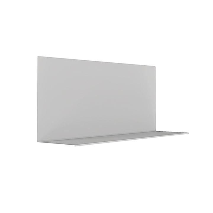 Frost - Unu shelving, H250, white