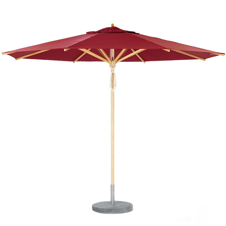 Weishäupl - Basics Sunshade, Dolan, red