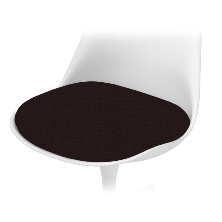 Knoll - Seat Cushion for Saarinen Tulip chair - tone, black