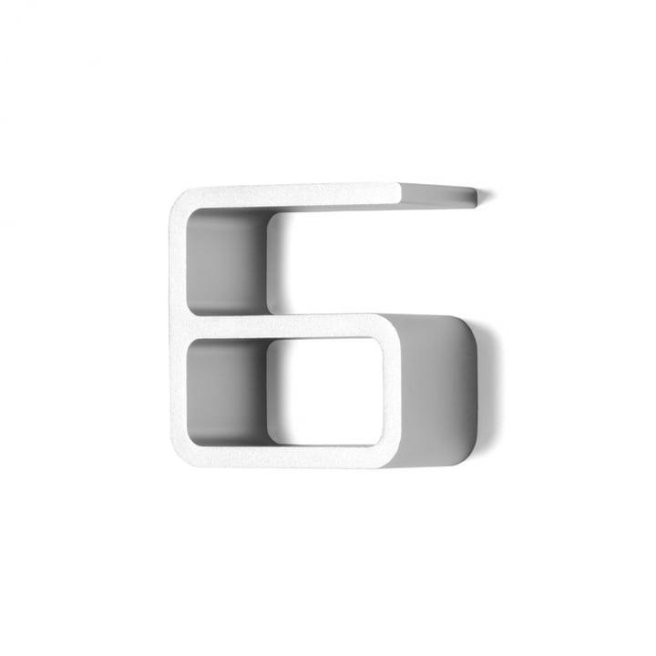 Depot4Design - Entrance digit 6