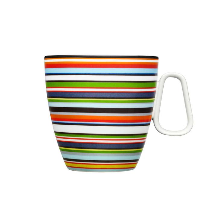 Iittala - Origo, 0.40 l cup with handle orange,
