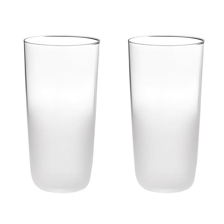 Stelton - frost glass. No. 2 (set of 2)