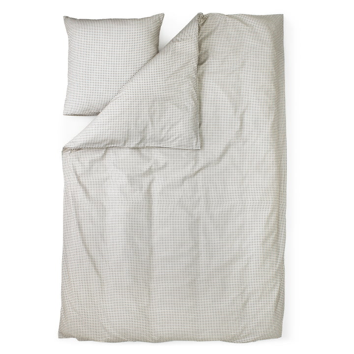 Normann Copenhagen - Plus bed linen, grey