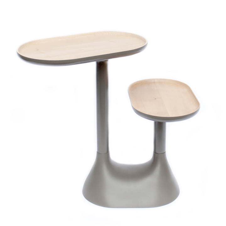 Moustache - Baobab side table, IV05 gray