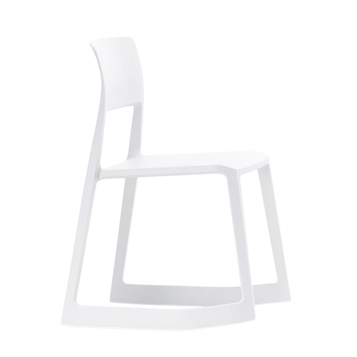 Tip clay from Vitra in white