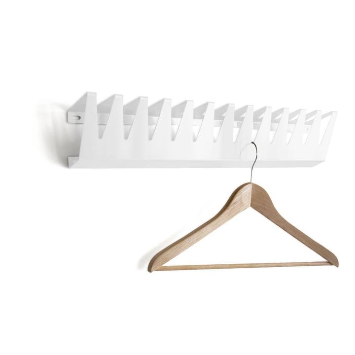 schindlersalmerón - Clothes Rail K/02, white
