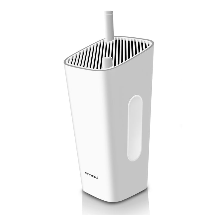 Sonoro - CuboGo London DAB+ radio, white / white