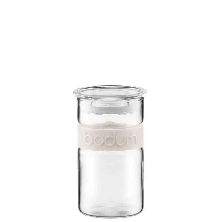 Bodum - Presso Storage Jar, 0.25 l, cream