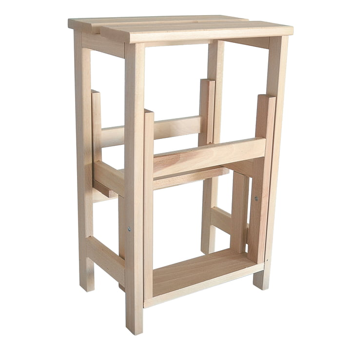 Step Stool from Radius Design made of beech wood