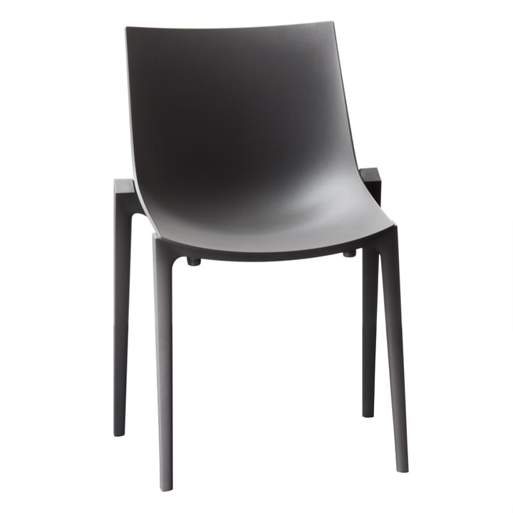 Magis - Zartan Chair Basic, dark grey