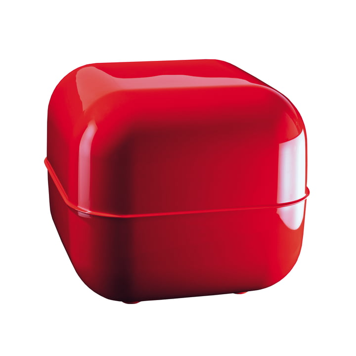 Magis - Pebbles stool / box, red