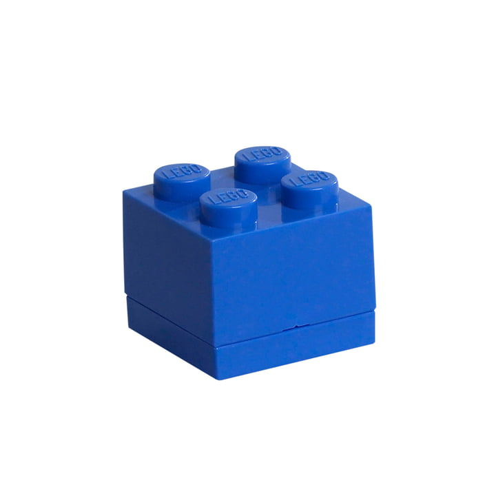 Lego - Mini-Box 4, blue