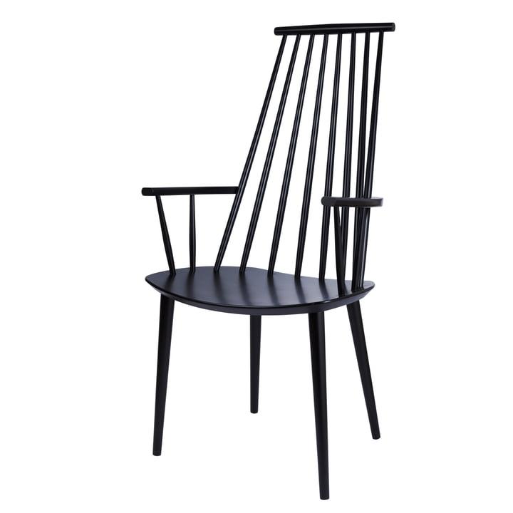 Hay - J110 Chair, black