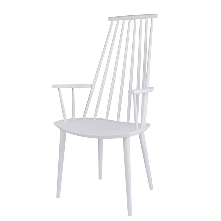J110 Chair from Hay in white