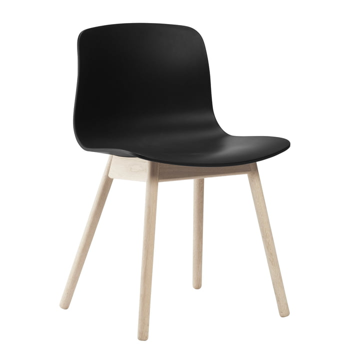 About A Chair AAC 12 from Hay in oak soap / black