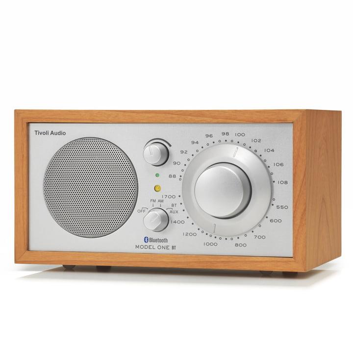 Tivoli Audio - Model One BT, cherry / silver