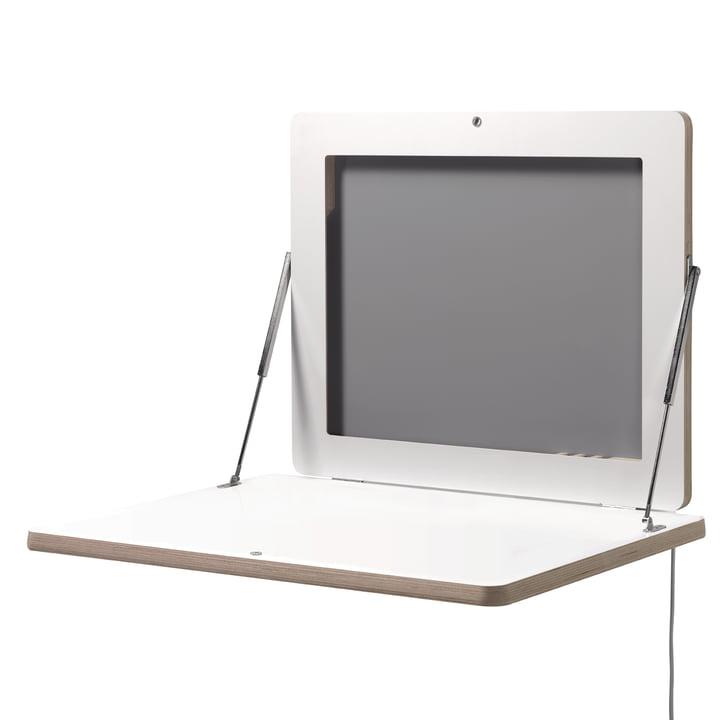 Müller Möbelwerkstätten - Workframe, white - open
