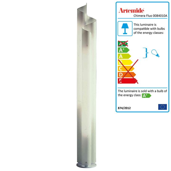 Artemide - Chimera Floor Lamp