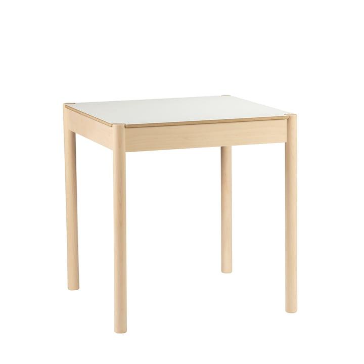 Hay - C44, 70 x 70 cm, natural, white
