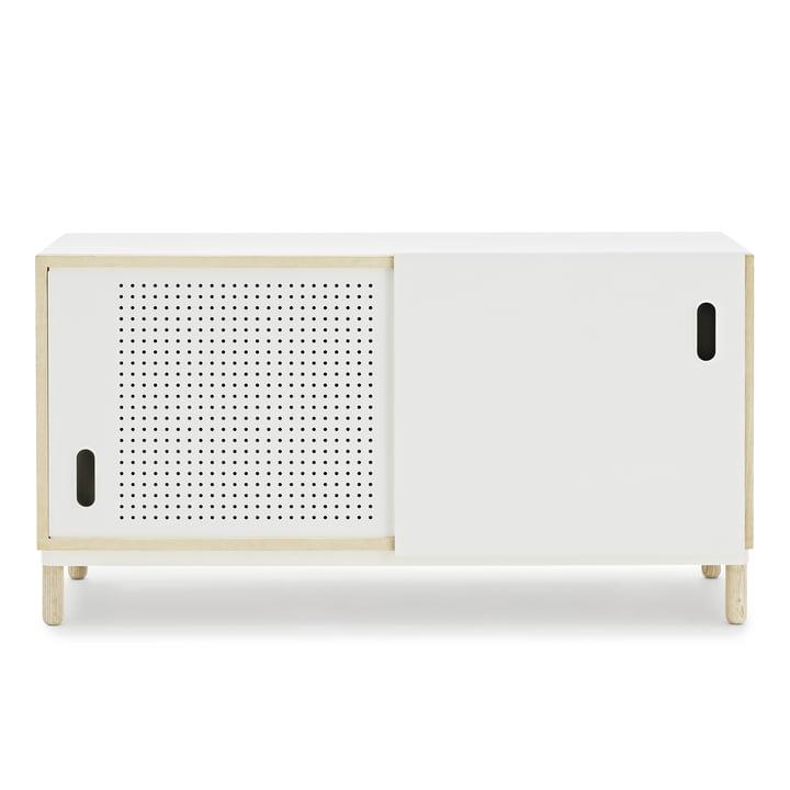 Normann Copenhagen - Kabino Sideboard, white - front