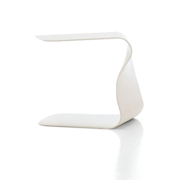 Bonaldo - Duffy side table, single image, white