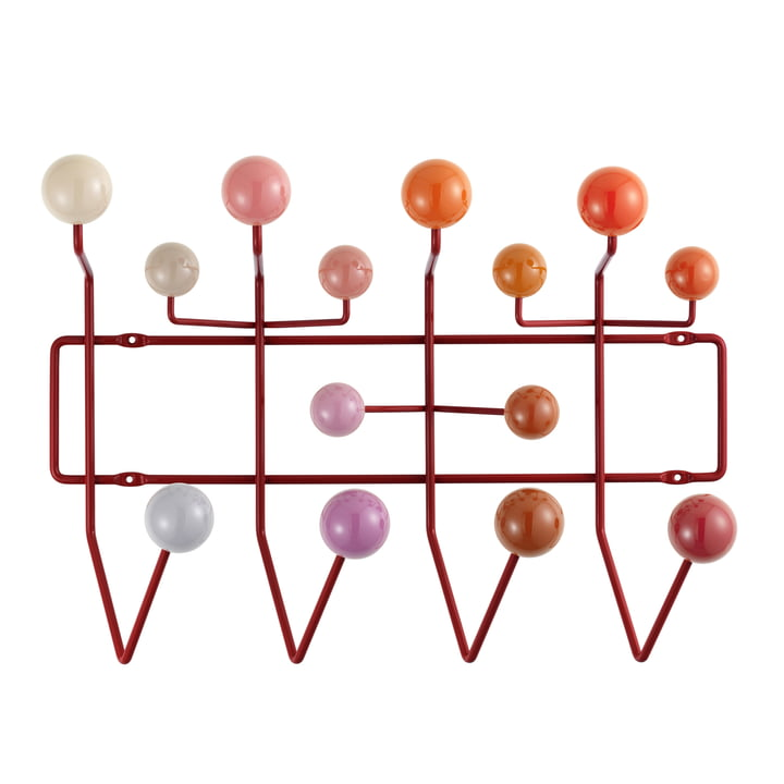 Vitra - Hang it all Coat Rack, red