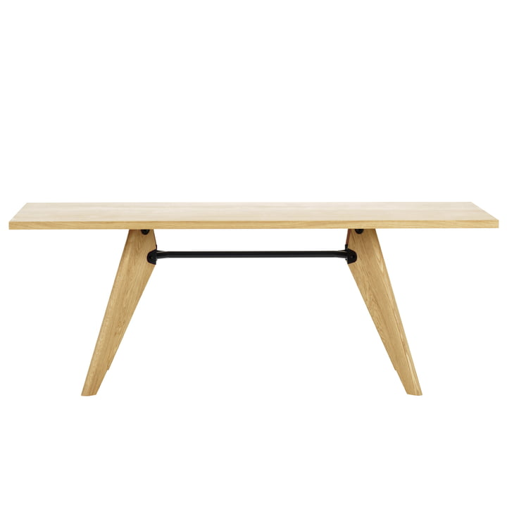 Table Solvay 180 cm by Vitra in Natural Oak