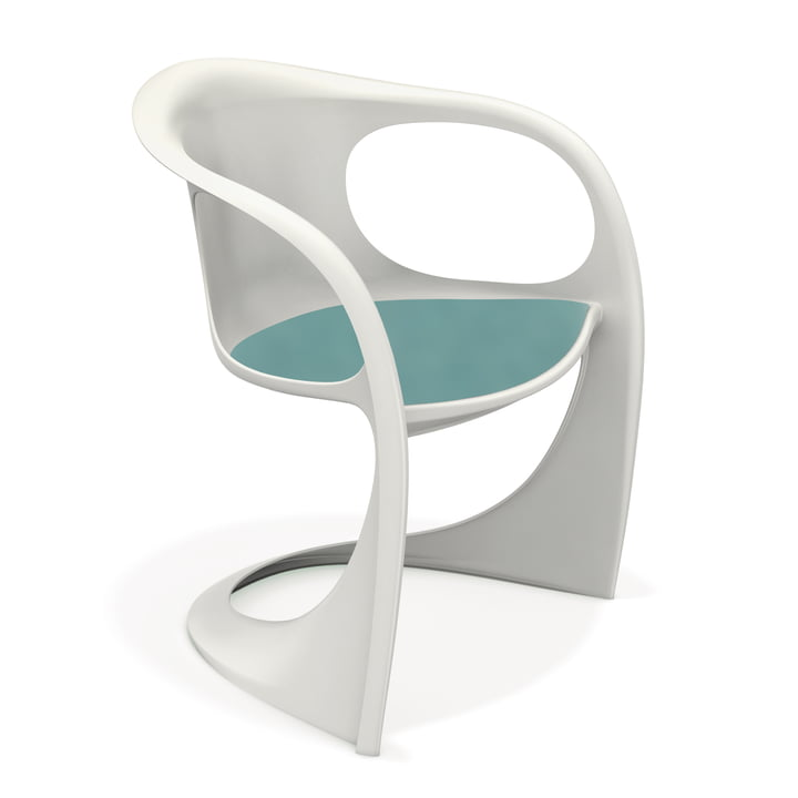 Casalino armchair 2008/10, white / Campeche YS074