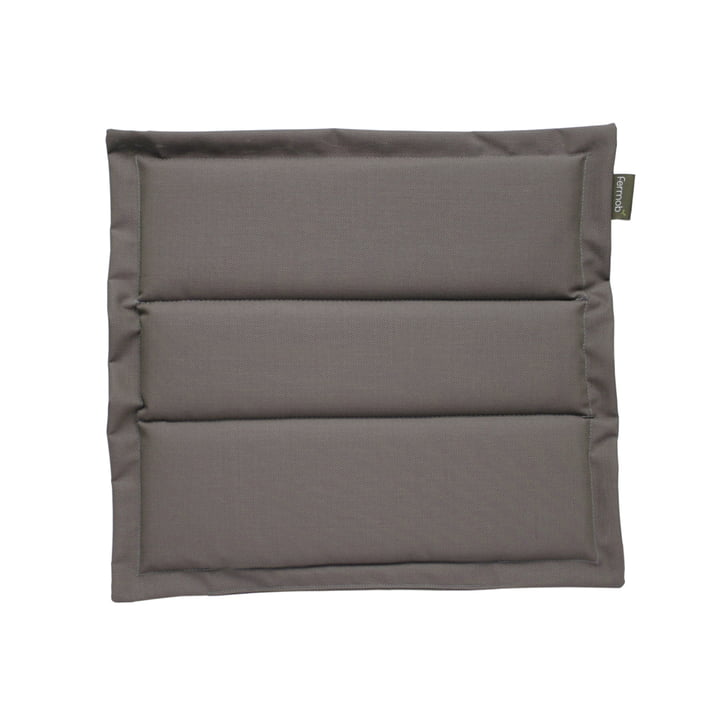 Fermob - outdoor fabric cushion for Luxembourg Chair, Taupe