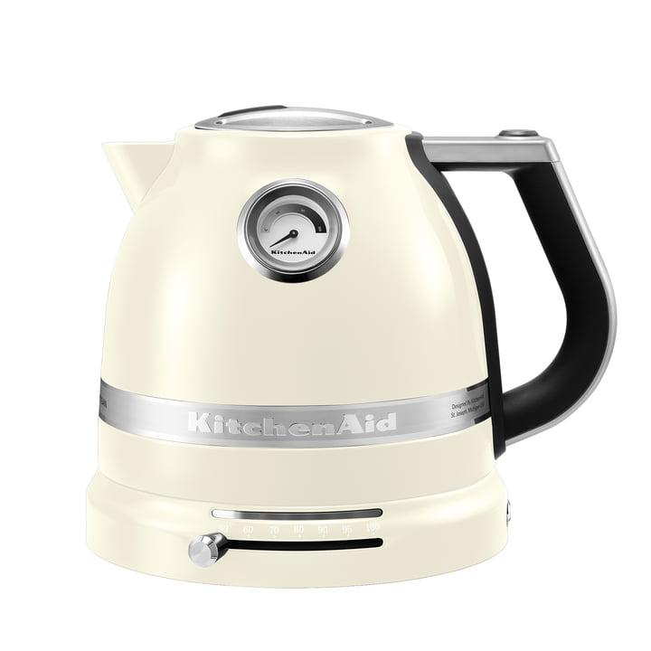 KitchenAid - Artisan kettle, 1,5 l, cream