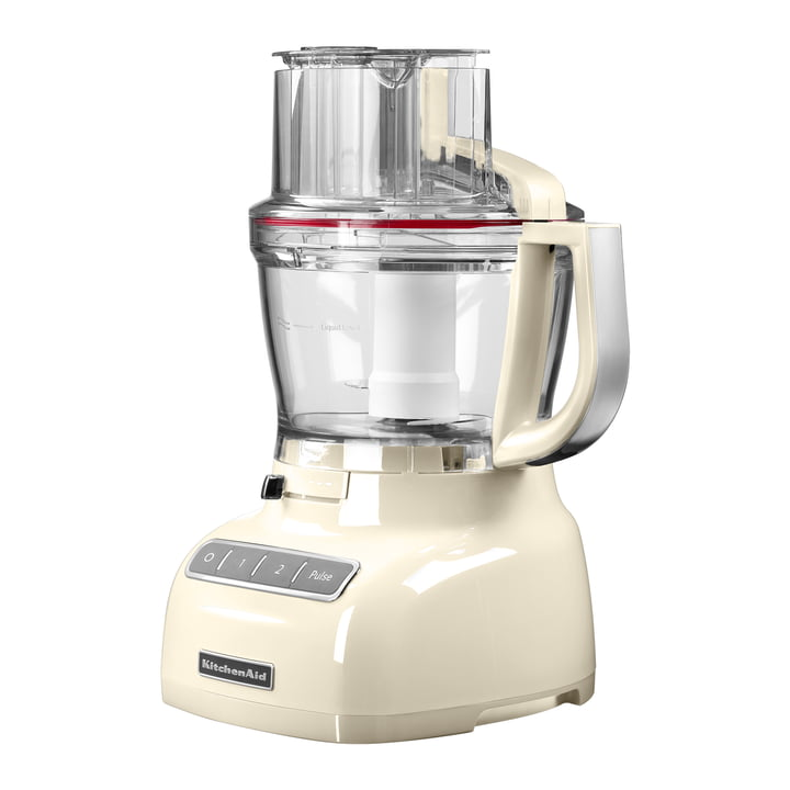 KitchenAid - Food Processor, 3,1 L, cream