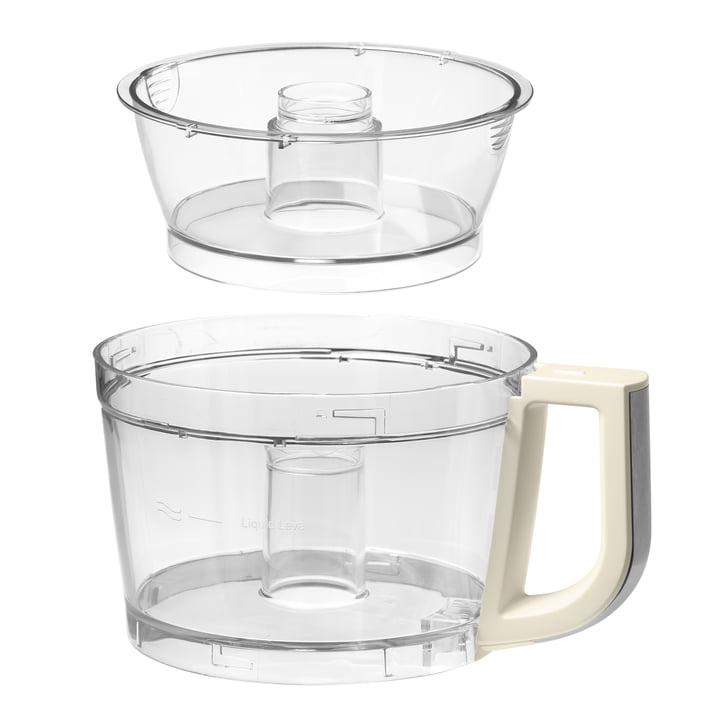KitchenAid - Food Processor, 2,1 L - bowls