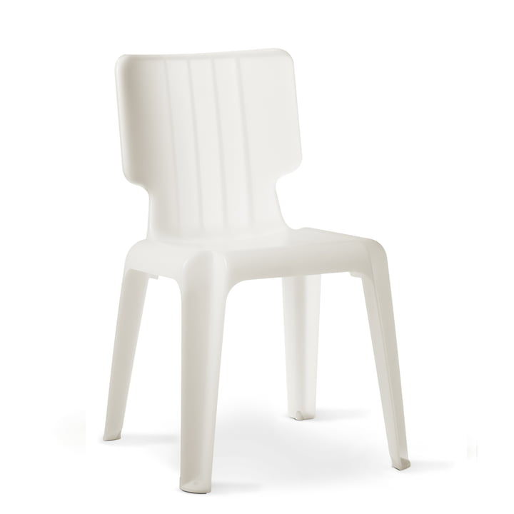 Depot4Design - Wait chair, translucent white