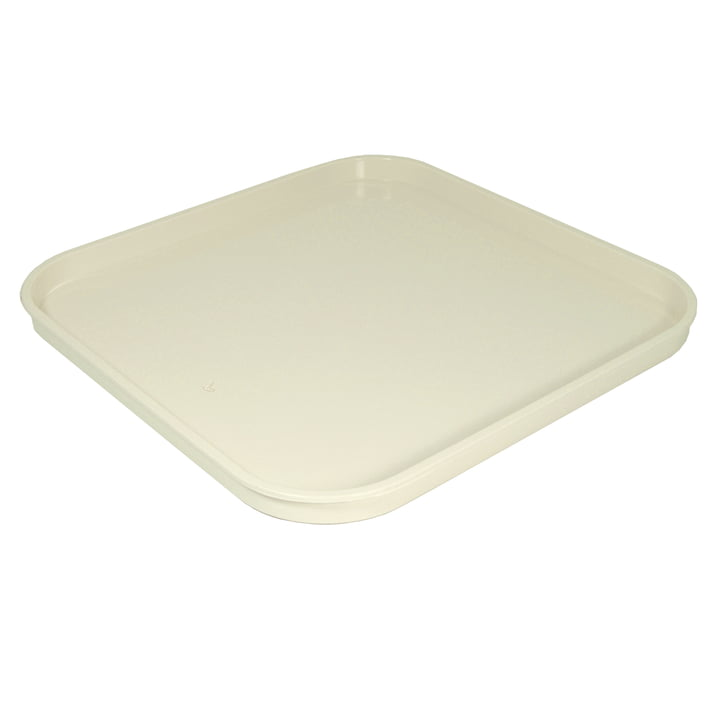Kartell - Componibili Tray, square, white