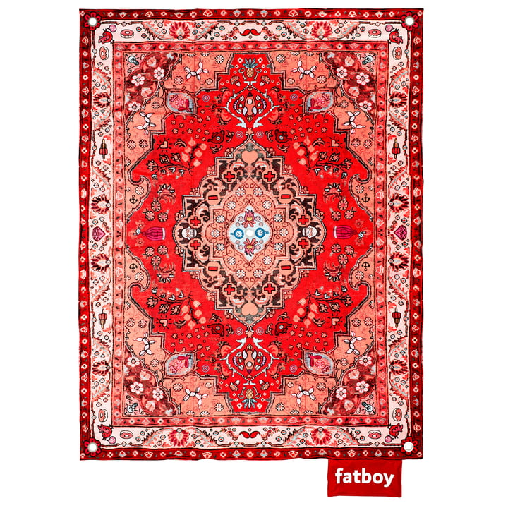 Fatboy - Picnic Lounge, red