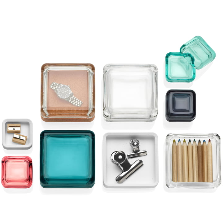 Iittala Vitriini Boxes - Group for men