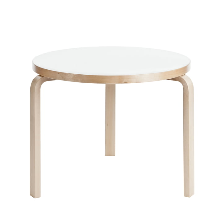Artek - Table 90B white